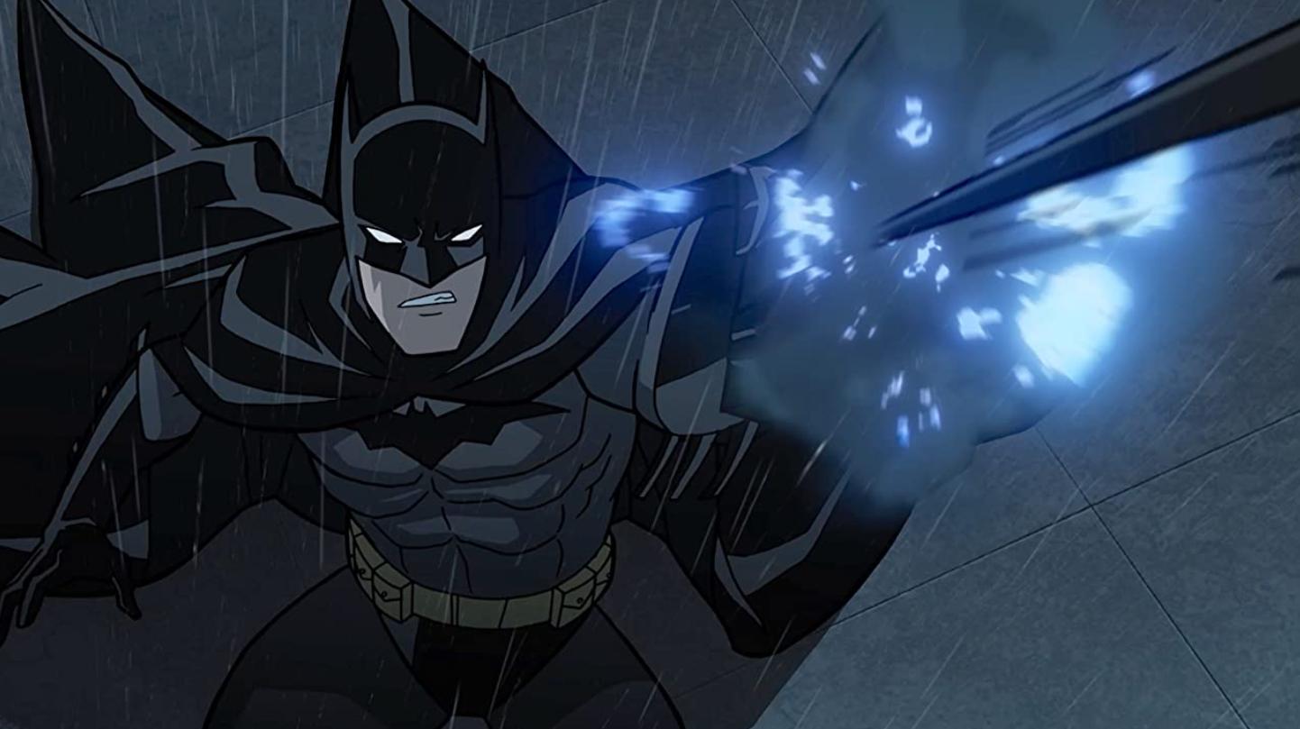 Бэтмен Долгий Хэллоуин (Batman The Long Halloween)