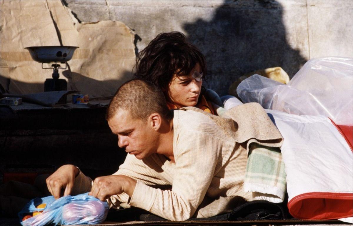 Любовники с Нового моста (Les amants du Pont-Neuf, 1991