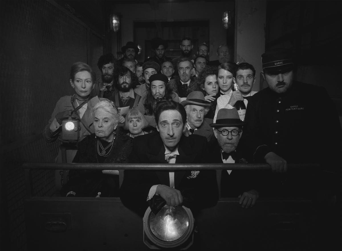 """дубльований трейлер нового фільму Веса Андерсона «""""Французький вісник"""" від """"Ліберті, Канзас Івнінґ Сан""""»"""