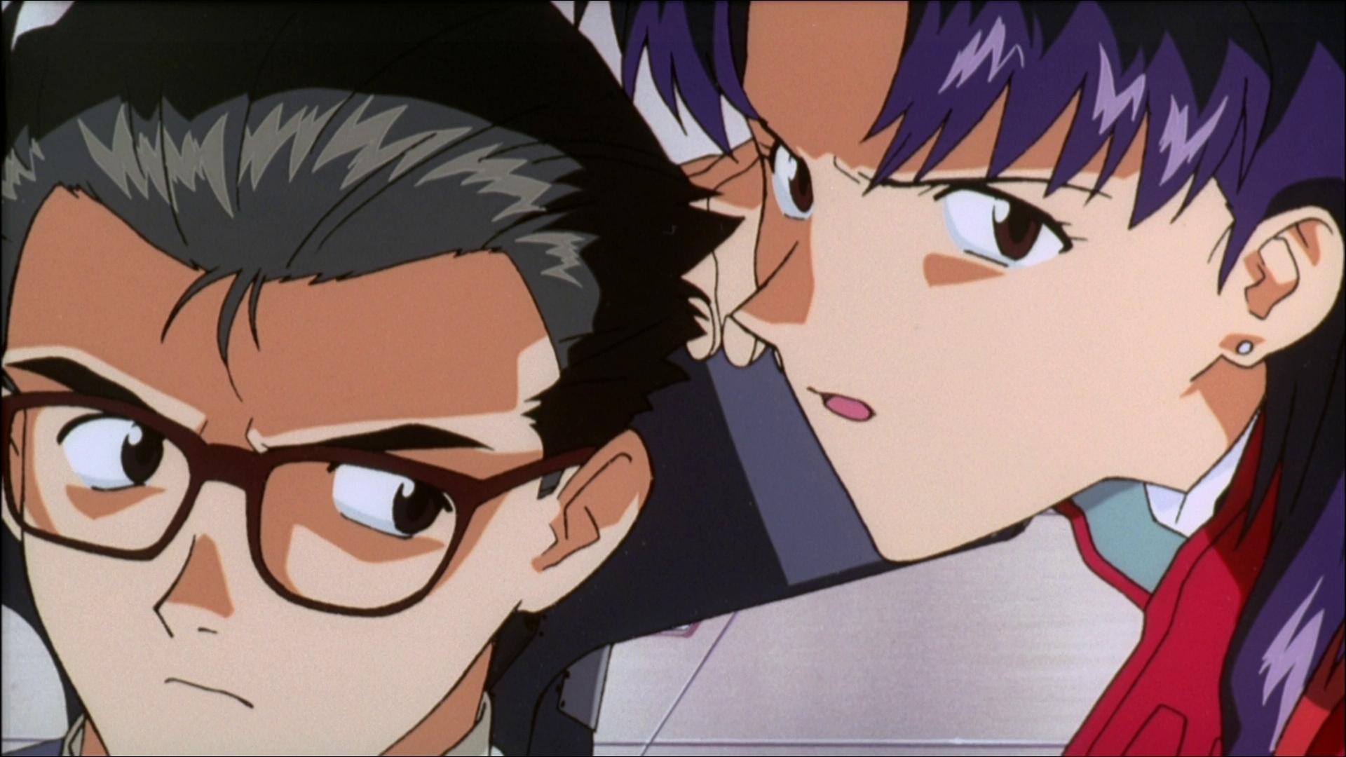 Евангелион (新世紀エヴァンゲリオン, Neon Genesis Evangelion) японское аниме