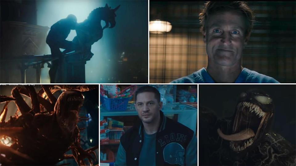 Веном 2: Карнаж (Venom: Let There Be Carnage) фильм 2021