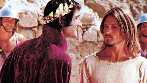 Иисус Христос – суперзвезда Пилат и Иисус