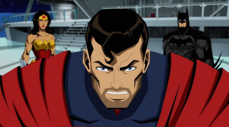 Несправедливость Боги среди нас (Injustice) анимация 2021 DC