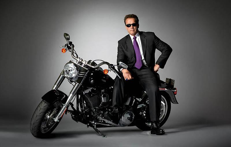 Arnold Shwarzenegger Terminator Empire