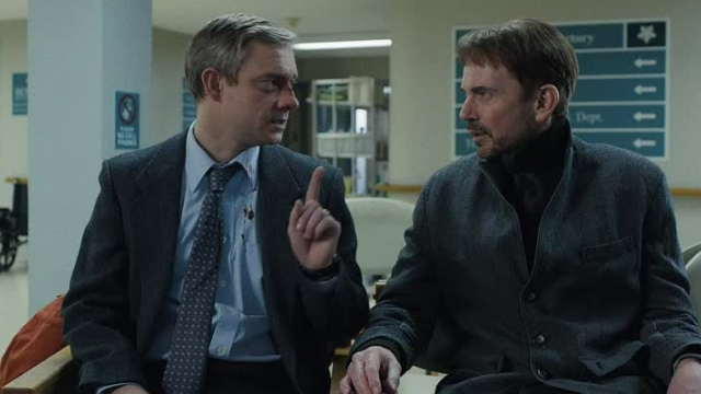Фарго (сериал) (Fargo - TV Series) Билли Боб Торнтон Мартин Фримен