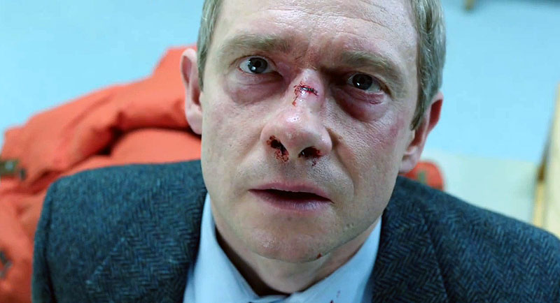 Фарго (сериал) (Fargo - TV Series) Мартин Фримен