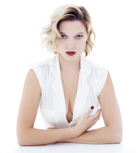 Леа Сейду новая девушка Бонда французская актриса