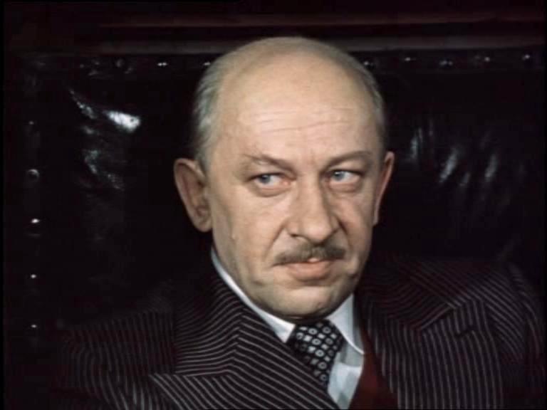 Лучшие роли Евгений Евстигнеев Место встречи изменить нельзя Петр Ручников