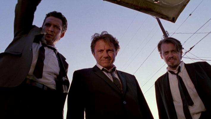 Разговорные фильмы Reservoir Dogs Бешеные псы