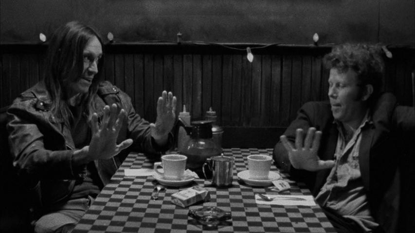 Coffee and Cigarettes Iggy Pop and Tom Waits разговорные фильмы Кофе и сигареты