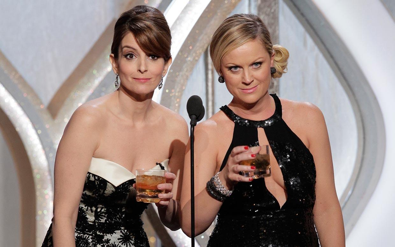 Вести церемонию Золотой глобус 2015 будут Эми Полер и Тина Фей