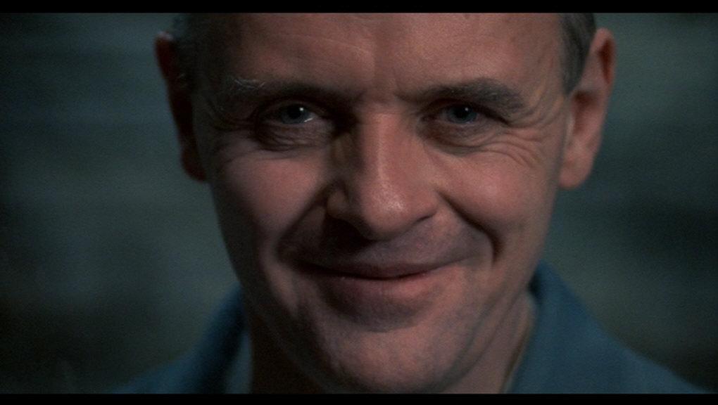 Top 250 фильмов IMDb Молчание ягнят (The Silence of the Lambs) (1991)