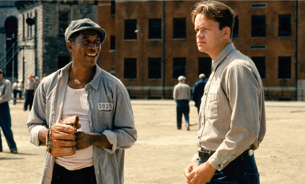 Top 250 фильмов IMDb Побег из Шоушенка (The Shawshank Redemption) (1994)