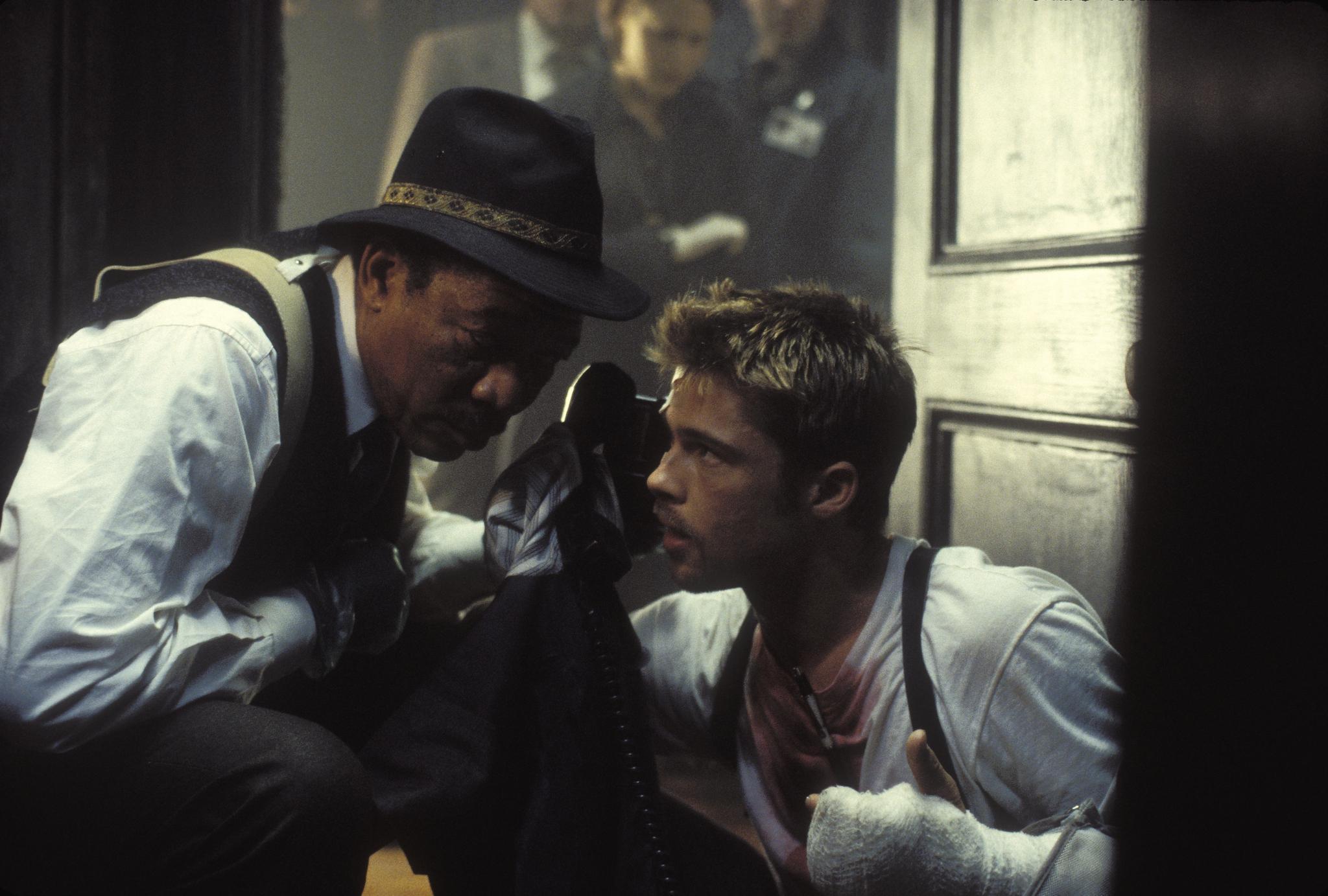 Top 250 фильмов IMDb Семь (Se7en) (1995)