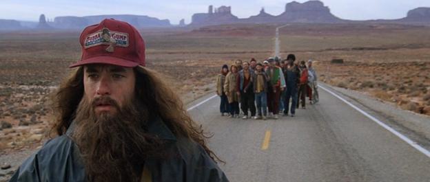 Top 250 фильмов IMDb Форрест Гамп (Forrest Gump) (1994)