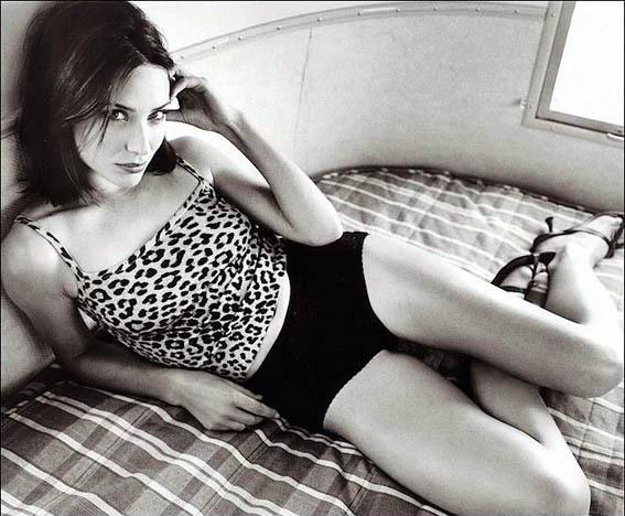 Клэр Форлани фото белье Claire Forlani photo lingerie