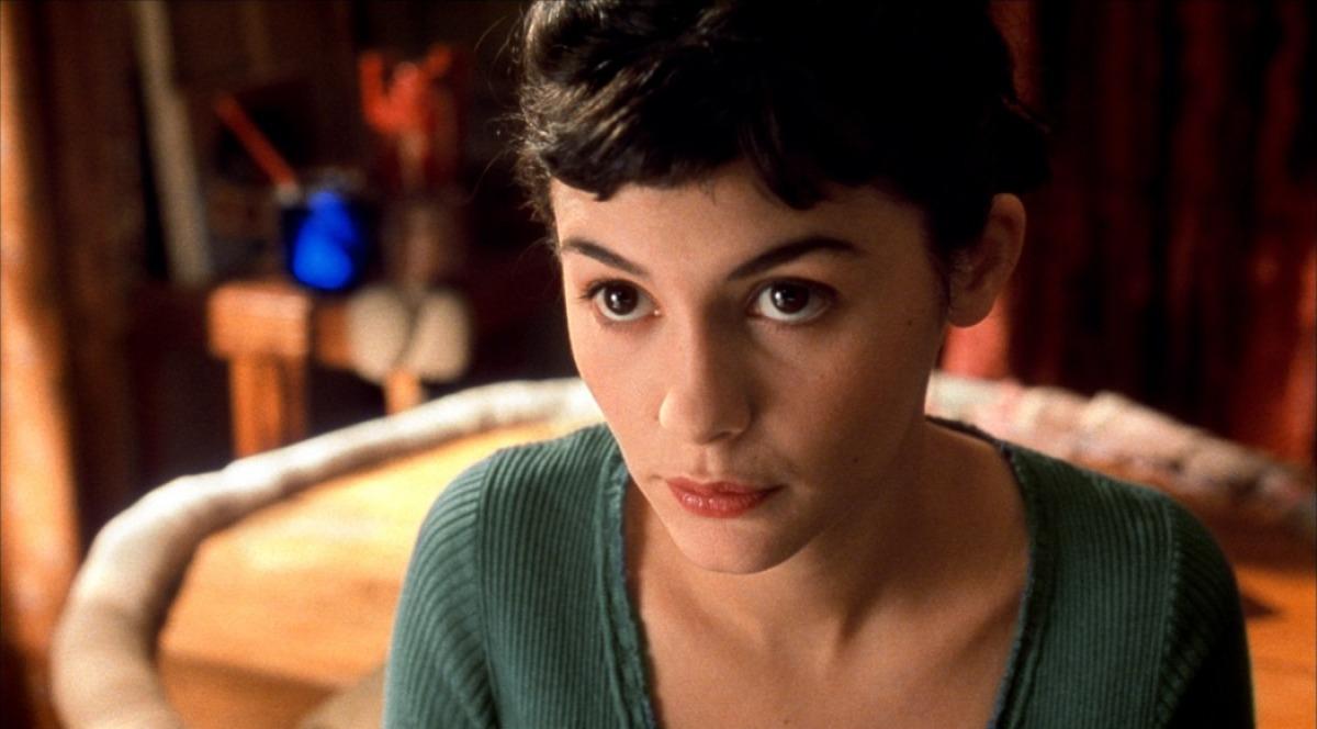 Top 250 фильмов IMDb Амели (Le fabuleux destin d'Amélie Poulain) (2001)