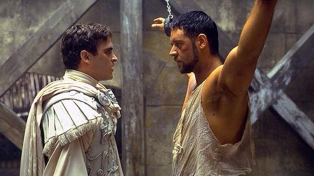 Top 250 фильмов IMDb Гладиатор (Gladiator) (2000)