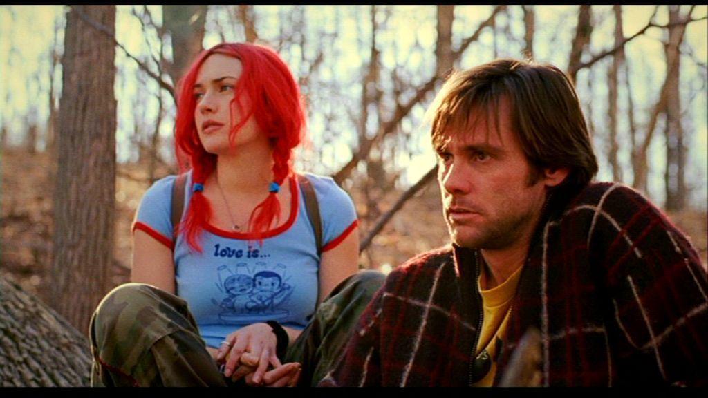 Top 250 фильмов IMDb Вечное сияние чистого разума (Eternal Sunshine of the Spotless Mind) (2004)