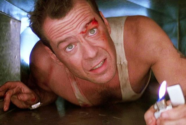 Top 250 фильмов IMDb Крепкий орешек (Die Hard) (1988)