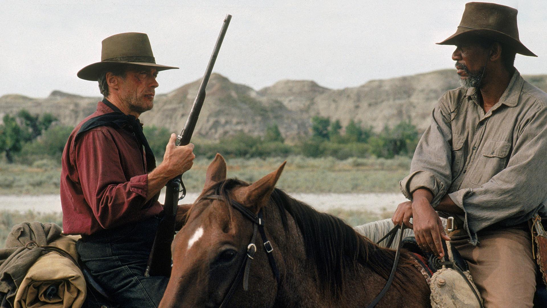 Top 250 фильмов IMDb Непрощённый (Unforgiven) (1992)