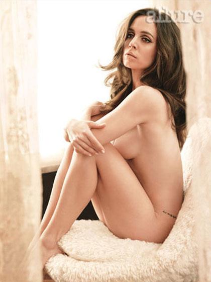 Голые актрисы для журнала Allure Элайза Душку Nude actresses for Allure magazine ELIZA DUSHKU