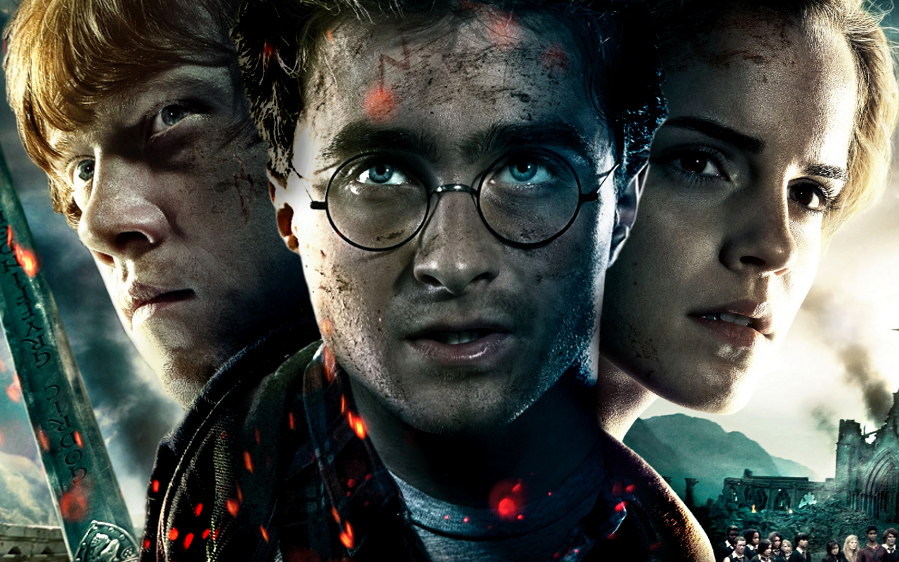 Если бы «Гарри Поттер» был ситкомом