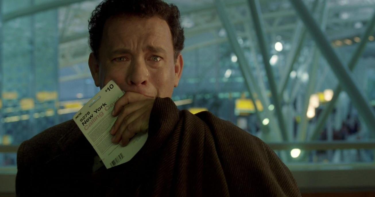 10 лучших ролей Тома Хэнкса Терминал (The Terminal) (2004)