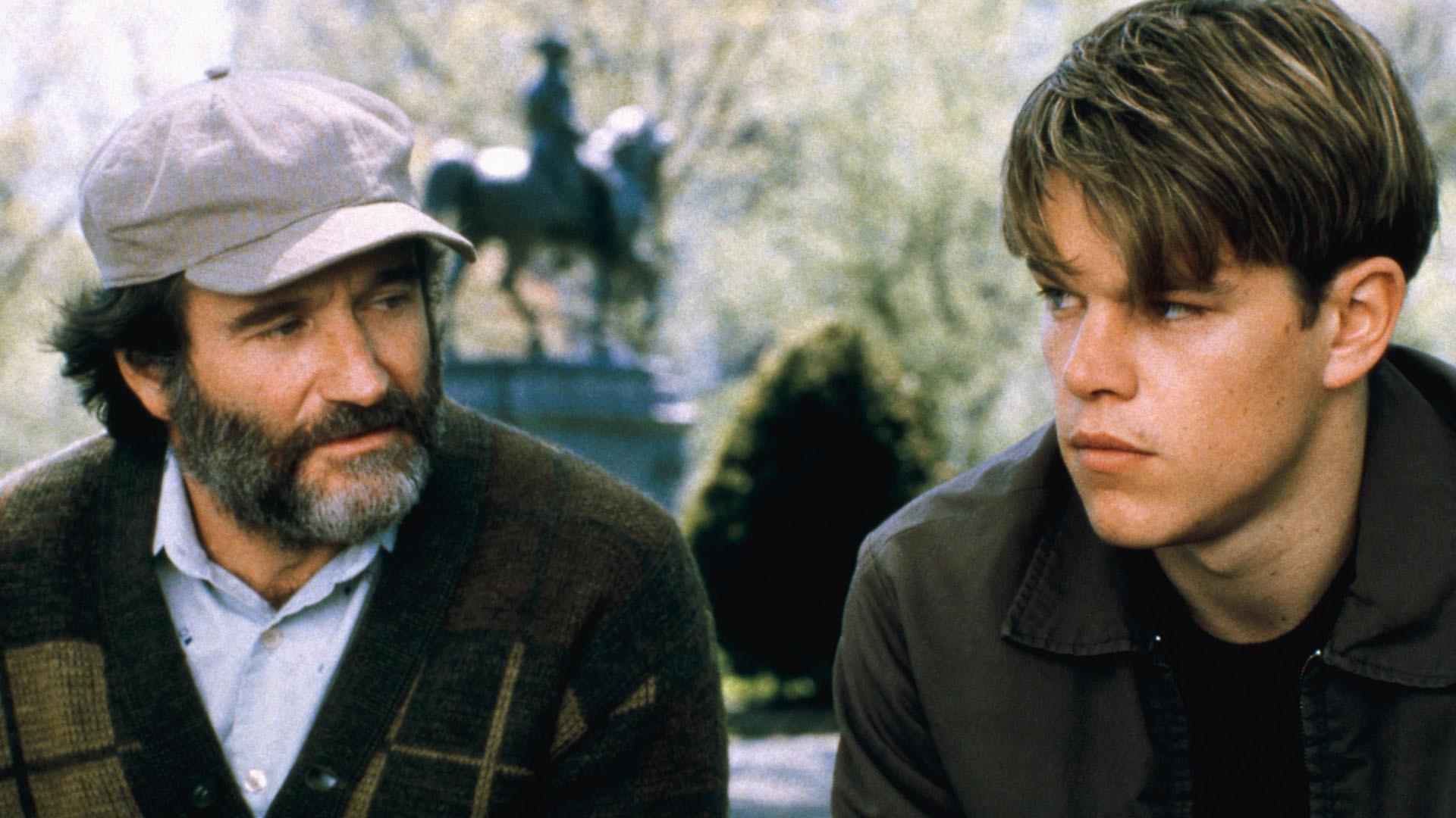 Top 250 фильмов IMDb Умница Уилл Хантинг (Good Will Hunting) (1997)