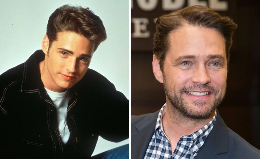 Звезды Беверли-Хиллз, 90210 25 лет назад и сегодня