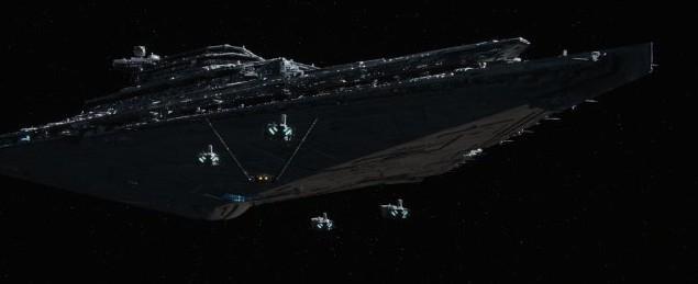 Новые Звездные войны кадры 15
