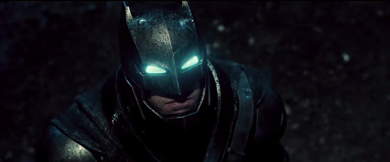 официальный тизер фильма Бэтмен против Супермена На заре справедливости