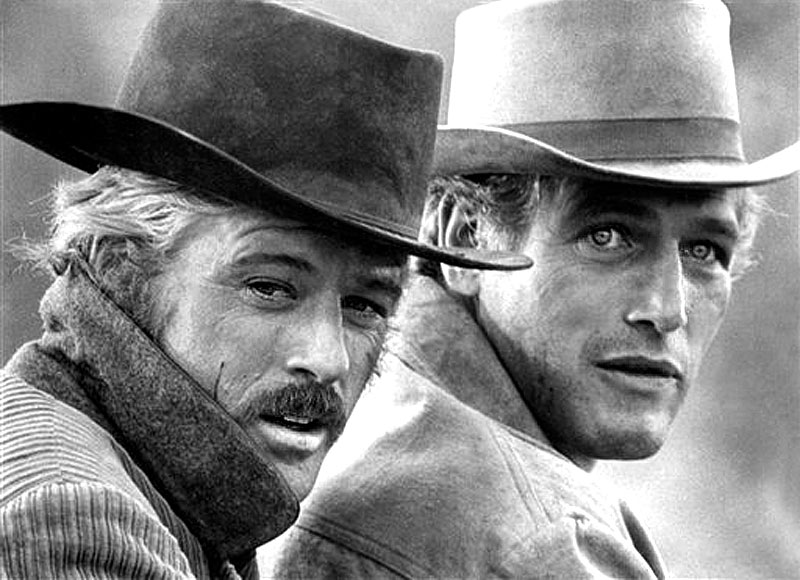 Top 250 фильмов IMDb Буч Кэссиди и Сандэнс Кид (Butch Cassidy and the Sundance Kid) (1969)