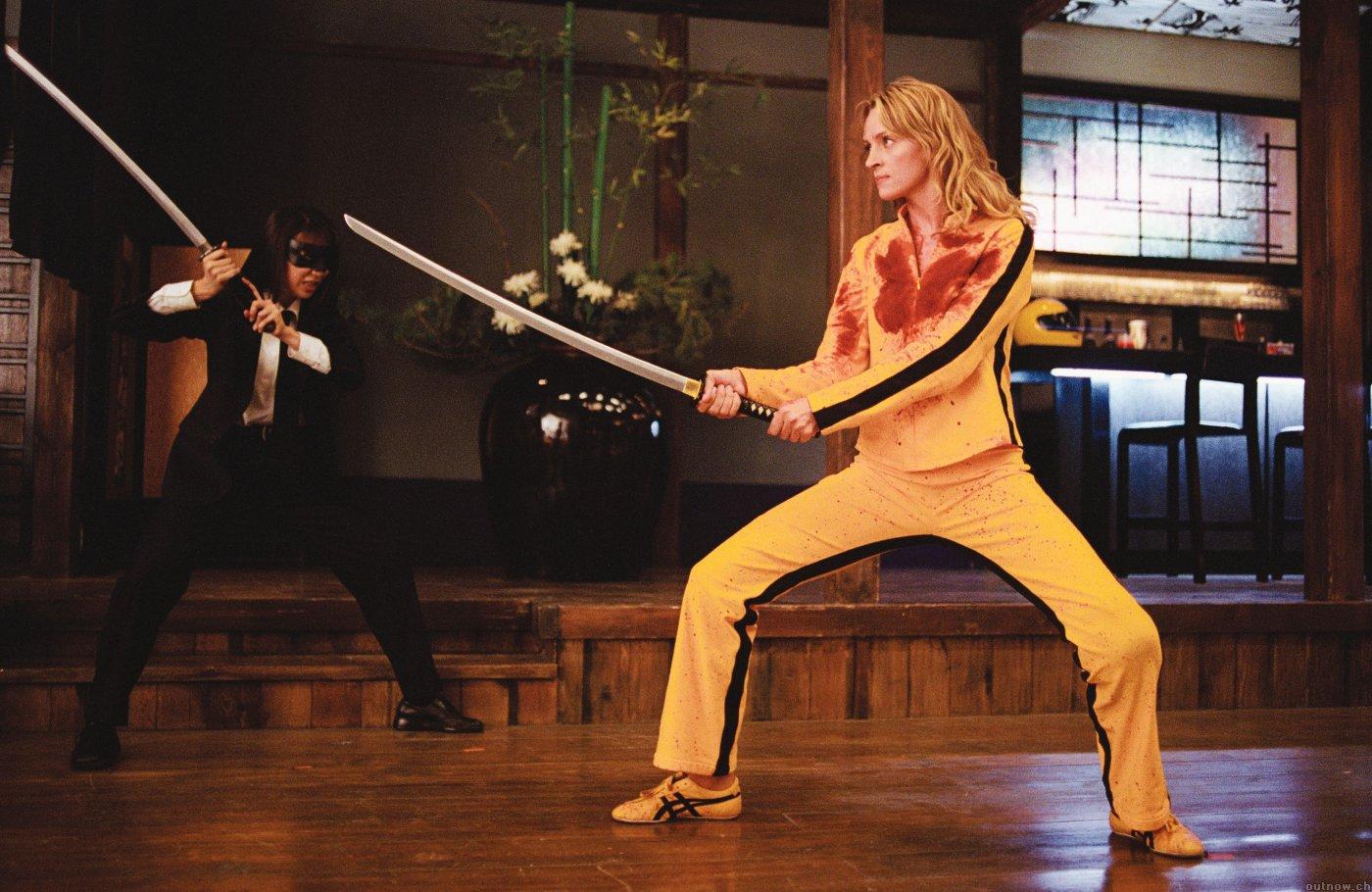 Top 250 фильмов IMDb Убить Билла (Kill Bill Vol. 1) (2003)