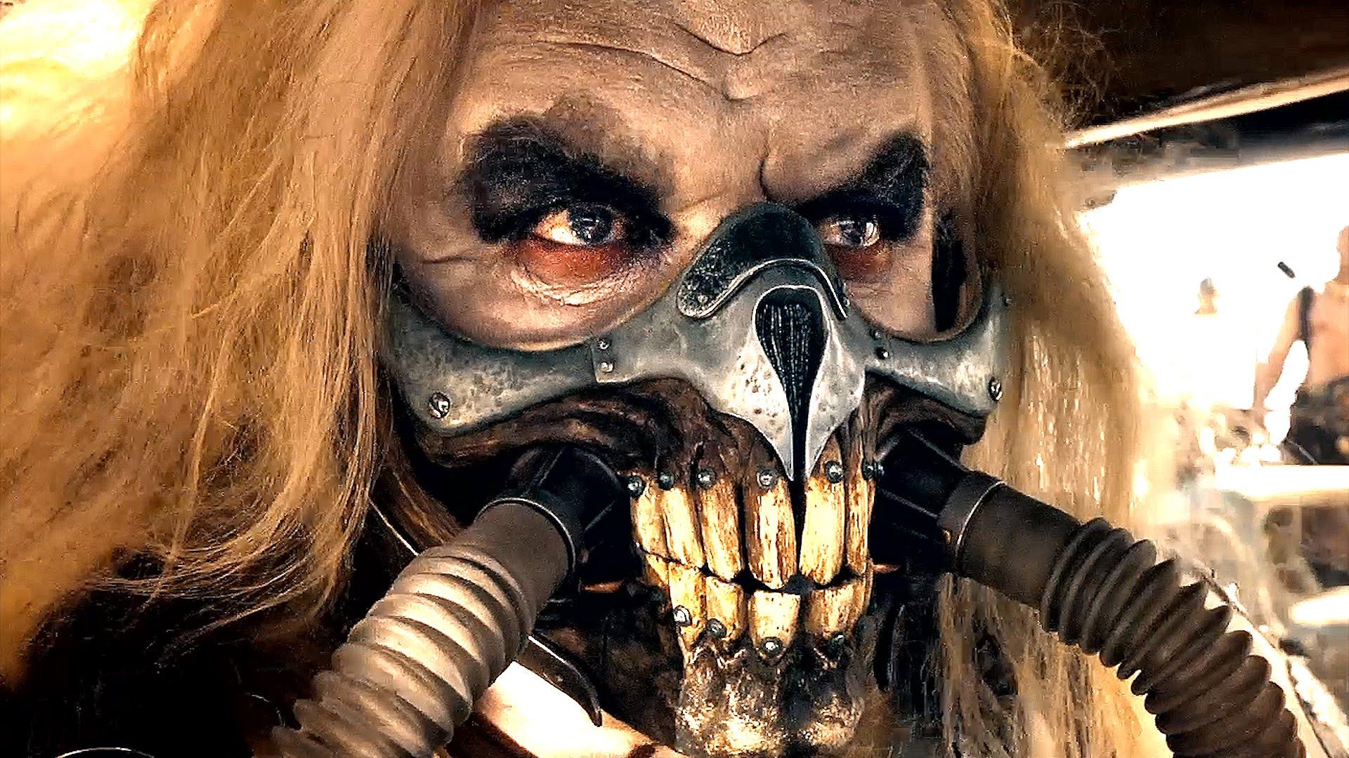 Безумный Макс Дорога ярости (Mad Max Fury Road) рецензия на фильм