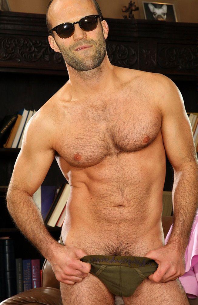 nude statham -