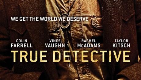 Постер Настоящий детектив второй сезон Колин Фаррелл