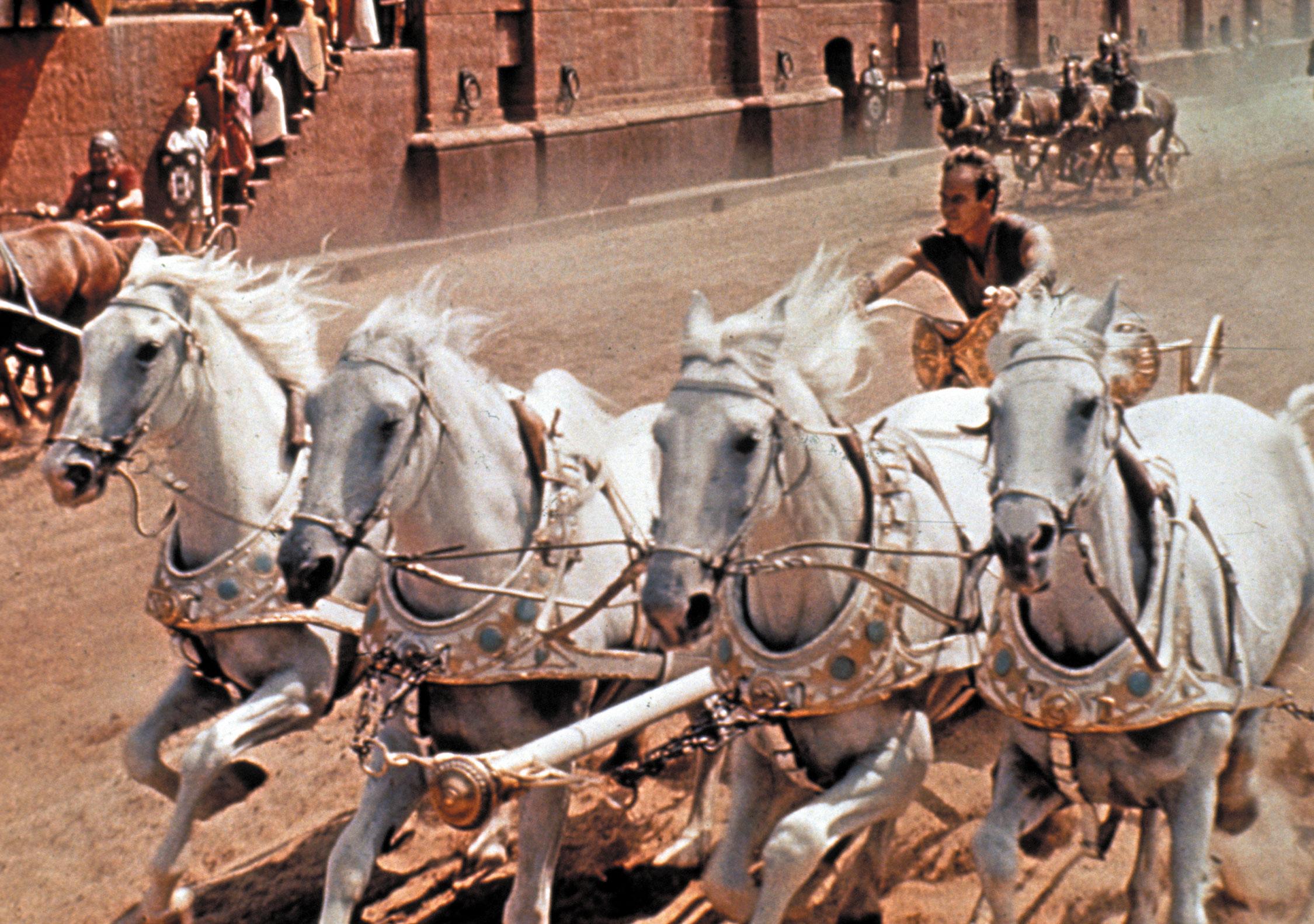 Top 250 фильмов IMDb Бен-Гур (Ben-Hur) (1959)