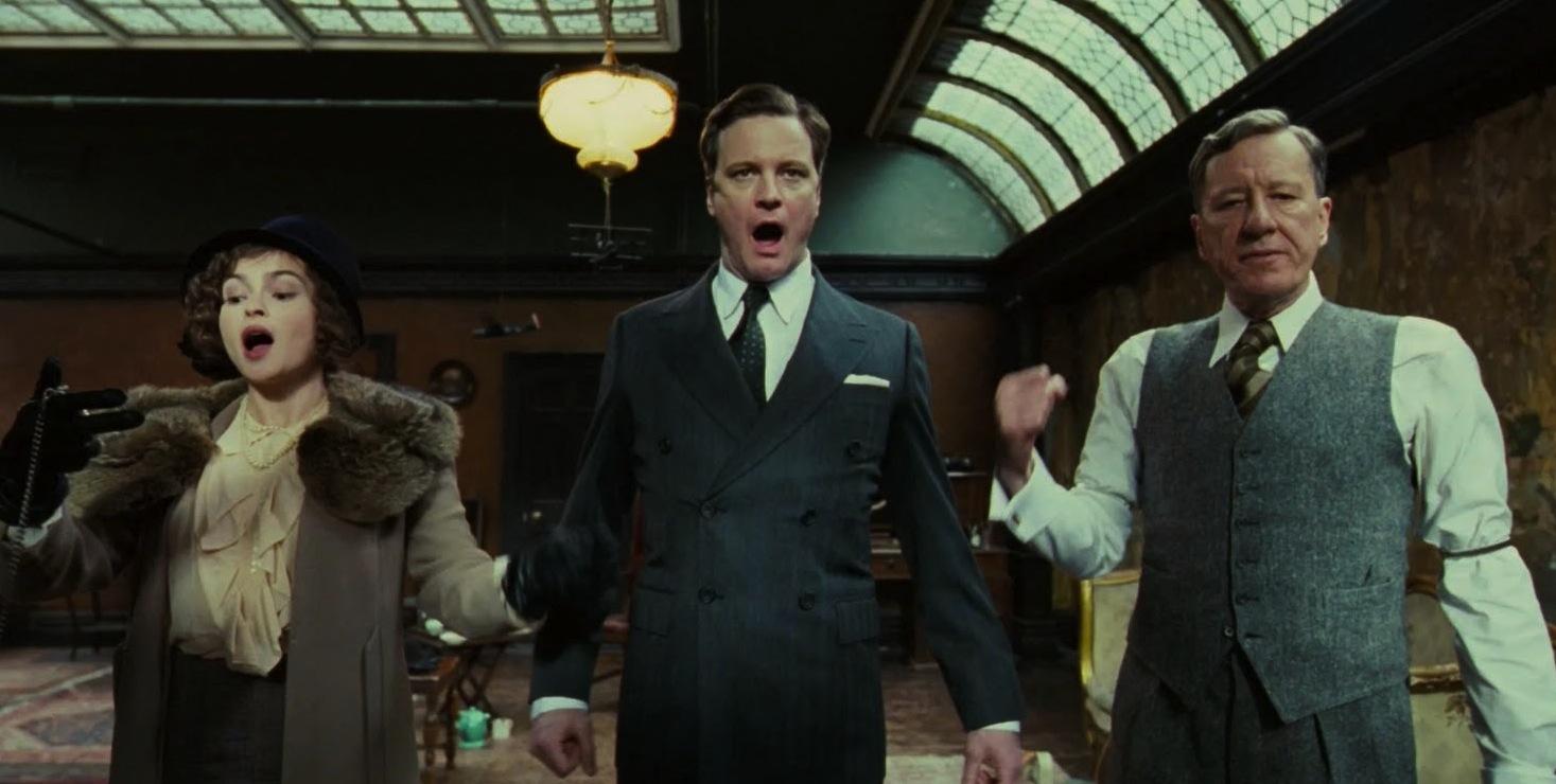 Top 250 фильмов IMDb Король говорит! (The King's Speech) (2010)