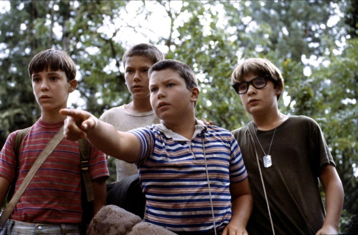 Top 250 фильмов IMDb Останься со мной (Stand by Me) (1986)