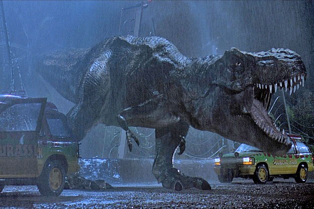 Top 250 фильмов IMDb Парк юрского периода (Jurassic Park) (1993)