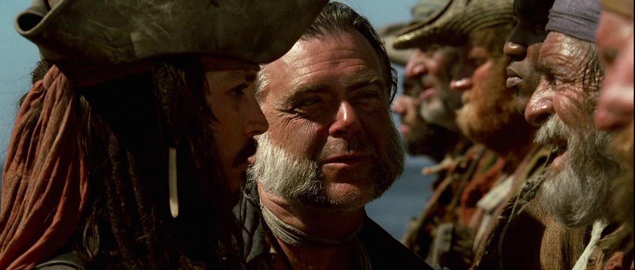Top 250 фильмов IMDb Пираты Карибского моря Проклятие черной жемчужины (Pirates of the Caribbean The Curse of the Black Pearl) (2003)