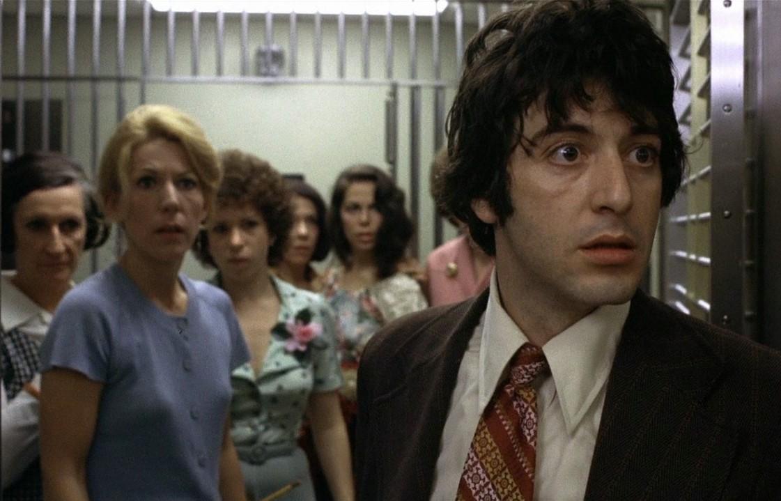 Top 250 фильмов IMDb Собачий полдень (Dog Day Afternoon) (1975)