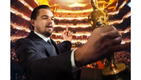 Лео получил Оскар