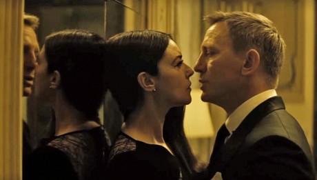 новый трейлер фильма об агенте 007 Спектр Spectre