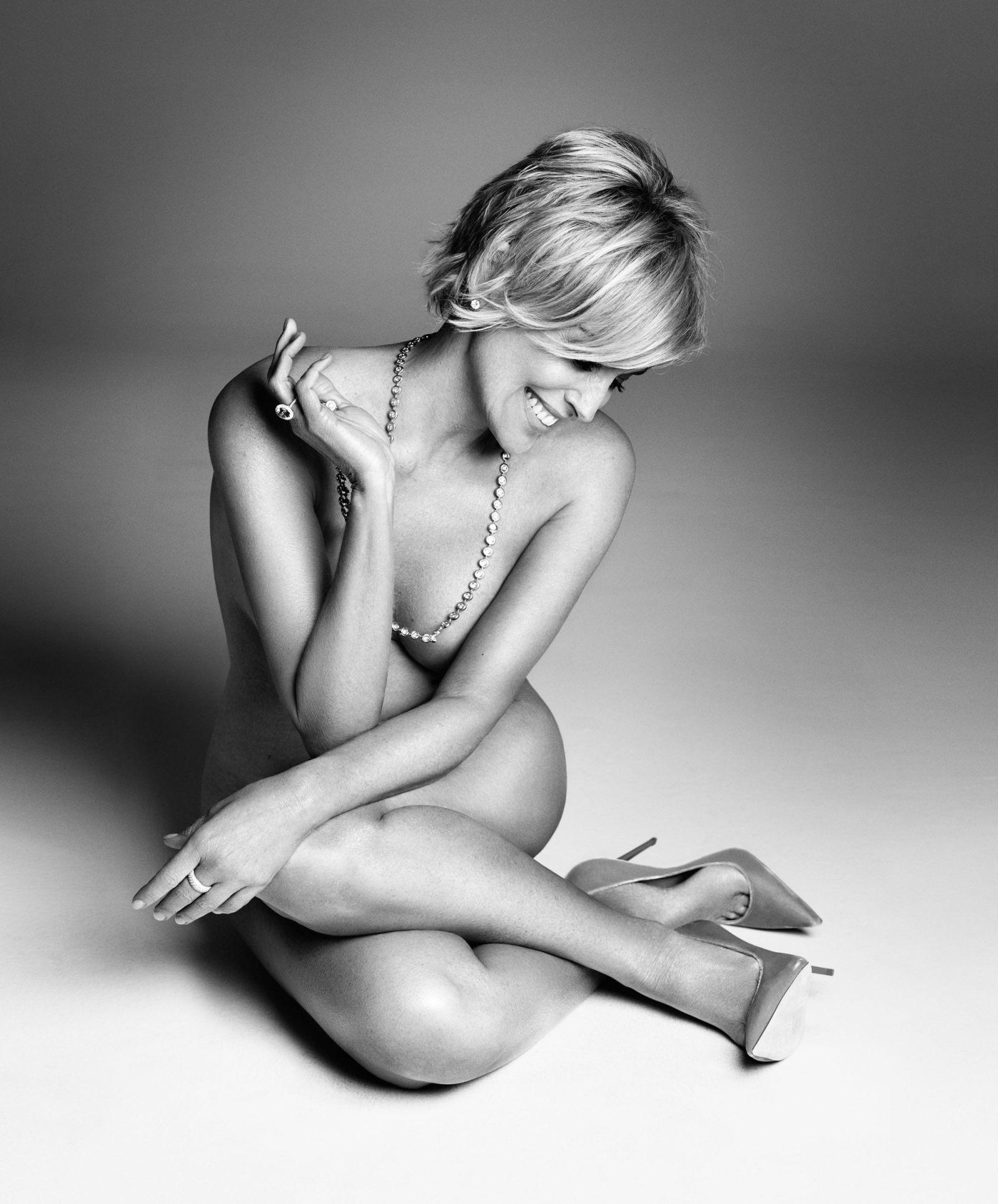 Sharon Stone nude 57 years