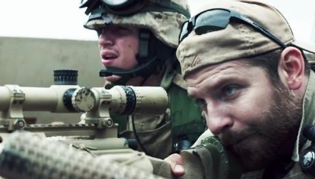 Как снимали Американского снайпера