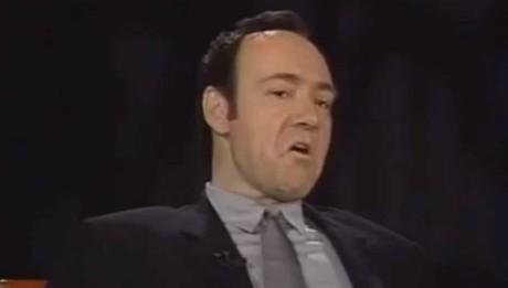 Кевин Спейси пародирует актеров