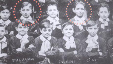 Серджио Леоне Эннио Морриконе в детстве