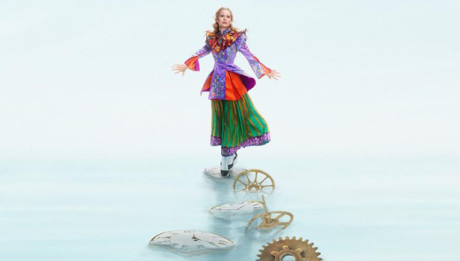 Трейлер Алиса в Зазеркалье (Alice Through the Looking Glass)